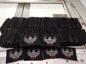 bikin patch velcrow